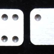 Vintage Domino Cufflinks