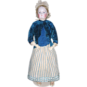 "SALE HUGE 35"" RARE Exhibition French Fashion Doll - ALL ORIGINAL - Layaway"