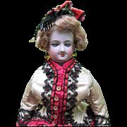 "SALE LAYAWAY 21"" Antique  Bru Smiler French Fashion Doll ALL ORIGINAL"