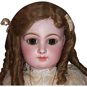 "Prettiest Antique Doll by Rabery & Delphieu RD 32"" Tall Layaway"