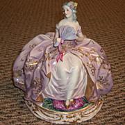 SALE Gorgeous Cacciapuoti Italian Figurine