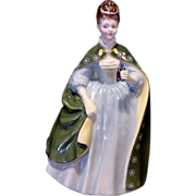 "SALE Royal Doulton Figurine ""PREMIERE""  HN2343 ~ Signed by Artist ~ Designed By Peggy ..."