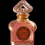 SALE Guerlain Perfume Bottle L Heure Bleue France