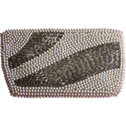 SALE Beaded Clutch Purse Wallet FREE Shipping