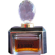 SALE Perfume Bottle Extract Gianfranco Ferre for Women Rare Discontinued Commercial Parfum