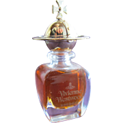 SALE Mini Perfume Bottle Crown Top Vivienne Westwood Boudoir