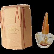 SALE Boxed Mini Perfume Bottle Lilith by Callachan Parfum Italy 1994