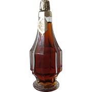SALE D'Orsay Perfume Bottle Le Dandy 1926 Unused with Toilette
