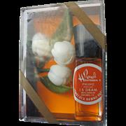 SALE Boxed Perfume Royal Hawaiian Pikake Perfume Bottle