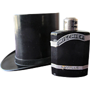 SALE Mischief Perfume Bottle In Hat Box by Saville FREE Shipping
