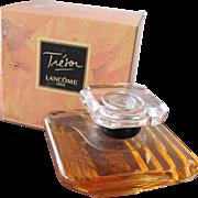 SALE Tresor Perfume Bottle in Box Unused 1990