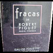 SOLD Boxed Perfume Bottle Unopened Fracas de Robert Piguet