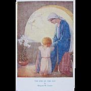SALE Easter Post Card by Margaret Tarrant Illustrator Unused