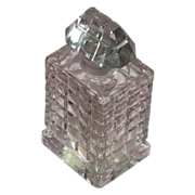 "SALE Baccarat Perfume Bottle by Caron ""Fete des Roses"" Commercial Perfume"