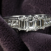 SALE 2.42 Diamond Engagement / Wedding Ring