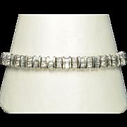 SALE 6.05 Carat Diamond Bracelet