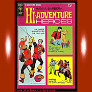 SALE 1969 Hanna-Barbera Hi-Adventure Heroes Comic, No. 1