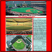 1988/89 Bill Goff Stadium Postcards and 1990 Order Form