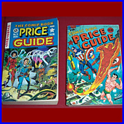 Overstreet Comic Book Price Guides Nos. 9 & 10