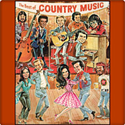 SOLD 1979 The Best of Country Music Souvenir Program from the Allentown Fair