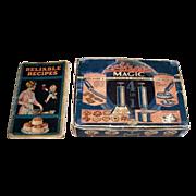 SOLD 1920's & 1930's Calumet Cook Book & Ateco Magic Cookie Press