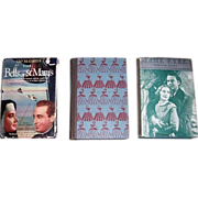 1940's/1950's Jane Eyre, Little Women, & The Bells of St. Mary's Hardcover Books