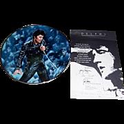 """Elvis Presley """"68 Comeback Special"""" Delphi Collector Plate"""