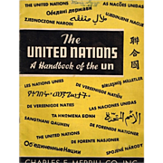 1947 The United Nations Handbook of the UN