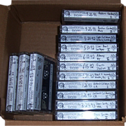 SOLD 14 Grateful Dead Live Concert Tapes from 1991-93, Group 4A