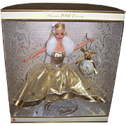 Stunning 2000 Celebration Barbie Special Edition with Ornament