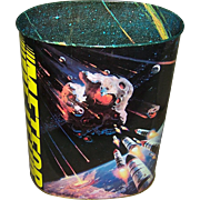 1979 Movie Meteor Trash Can