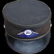 SOLD Delaware & Hudson Railroad Ticket Collector Uniform Cap