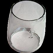 Large Outer Globe for Rare Buckeye Double-Shade Lantern