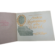 SALE 18 Issues of 1903 MODERN MASTERPIECES OF THE WORLD American Art Publishers, famous ...