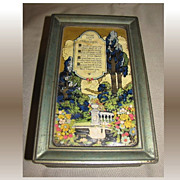 Lovely ArtStyle Chocolates Tin, Tribute to Mother