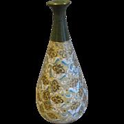 SALE Circa 1903 Royal Doulton Chine' Ware Vase, Slater
