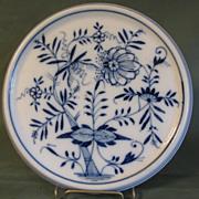 SALE Vintage Blue Onion (Blue Danube) Trivet