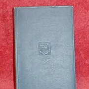 "SALE Small Blue Cover Book, ""Martin Rattler"" by R.M. Ballantyne"