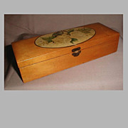 REDUCED Lovely Sewing Accessory Box, James Chadwick & Bro.r