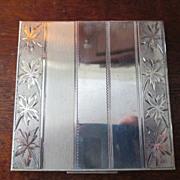 SALE Sterling Elgin American Compact c:1920