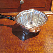 "Fisher Sterling ""Pipkin"" or Warmer C:1940"