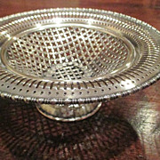 Lawrence B. Smith Pierced Bowl