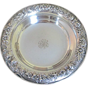 "S. Kirk & Son Inc. Sterling ""Repousse"" Bowl"