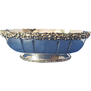 Ellis Barker Oval Centerpiece Bowl