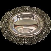 Gorham Sterling Bowl C:1898
