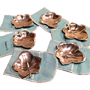 SALE Tiffany Sterling Maple Leaf (12 Available)