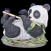 SOLD BOEHM Porcelain Giant Panda Cub #400-47