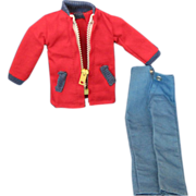 Ken Mattell Jacket and Jeans Set Barbie