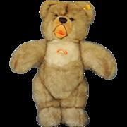 """Steiff  """"Minky Zotty""""  Bear Plush Vintage 14"""" Toy  w/Tags"""