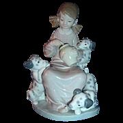 "Lladro Figurine ""Sweety"" #1248"